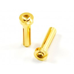 Team Zombie 24K plated 4mm...