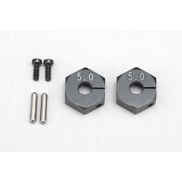 BD8/BD7 5.0mm Clamp Wheel Hub