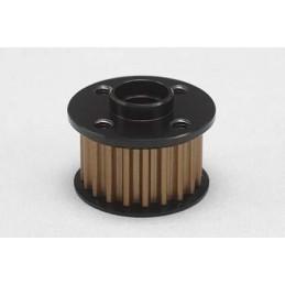 BD8 Center drive pulley (20T·Direct Main Gear Adaptor)