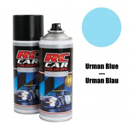 Lexan Spray Urman Blue Nr...