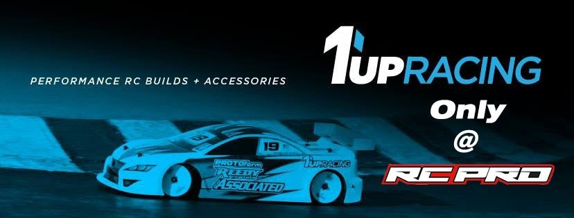 1UP Racing products from USA